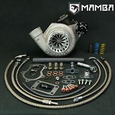 MAMBA GTX3576R GT3576 BALL BEARING TURBO KIT Bolt-On Ford FG XR6T G6E F6 Falcon