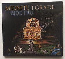 Midnite 'Ride Tru' CD I Grade Records (2014) Roots Reggae Brand New Sealed Rare!