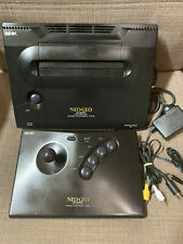 SNK Neo Geo AES Console PAL Home Arcade Games