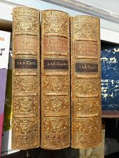 Laurence Sterne: Tristram Schandis Leben und Meinungen 1910 Abtei Thelem
