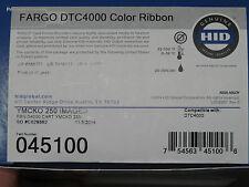 45100 - HID Fargo YMCKO 250 Print Colour Ribbon - Suit DTC4250e / DTC4000