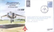 AC26a prima il decollo P1127 BAE HARRIER volati RAF COVER
