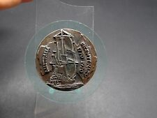 Medalla Captin James Cook australia 1770 barco (28916)