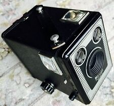 "1940s/50s ""Kodak"" Brownie Six-20 Model C Box Camera & Film In Superb Condition"