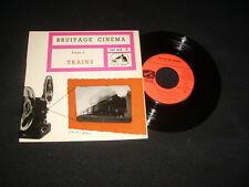EP BRUITAGE CINEMA / VOL.2 TRAINS / LVDSM EGF 898