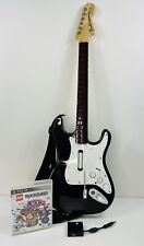 Playstation 3 PS3 Fender Stratocaster Harmonix Rock Band Guitar Dongle Game
