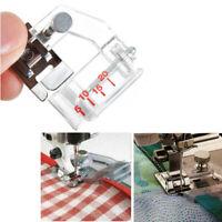 Snap On Adjustable Bias Tape Binding Foot Brother Sewing Machine - UK