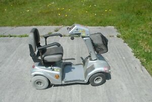 MOBILITY SCOOTER TE388EM SOLD IN PARTS-NOT COMPLETE-SILVER