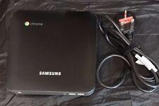 Samsung Chrome Box XE300M22-AZ1UK Celeron B840 1.9GHz 16GB SSD 4GB BT Chrome OS