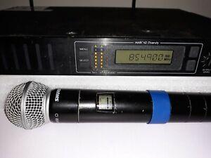 Shure UHF Wireless Receiver U4S-KA +U2-KA          #eBayDonaPerTe