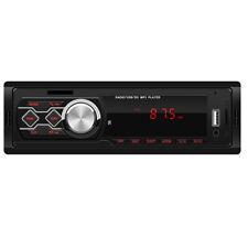 12V Car Audio Dash Radio Stereo MP3 Player FM USB  In-Dash Remote MP3 Player
