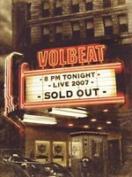 Volbeat Live - Sold Out! 2007 [DVD] [2008][Region 2]