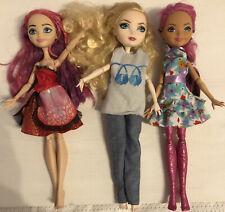 Girls Toy Moxie Girlz Dolls Bundle Set VGC!