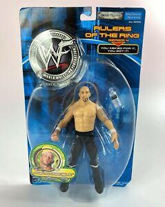 Justin Credible WWF Jakks TTL Rulers Of The Ring Series 4 Figure New WWE ECW
