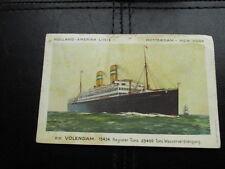 "Volendam - Holland-Amerika Line ""Rotterdam - New York"""