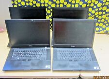 Lot of 4 Dell Latitude E6500 Core 2 Duo