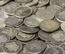 Morgan Silver Dollars US Coin Lot, Circulated, Choose How Many!