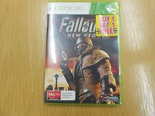 XBOX 360 GAME-  'FALLOUT NEW VEGAS'