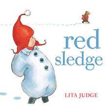 Red Sledge (Mini Edition), Judge, Lita, New Book