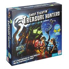 Ghost Fightin Treasure Hunters Board Game Geister, Geister, Boy Girls 8yrs+ New