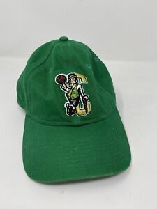 NBA Boston Celtics New Era 9Twenty Baseball Hat Cap Green Embroidered Adjustable
