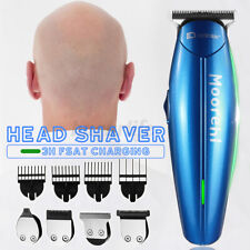 Professional Hair Trimmer Clipper Bald Head Shaver Razor Cutting Remover  W!