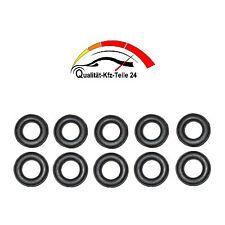 10 Auspuff Gummi Ring Auspuffhalter passend für Fiat Ducato Audi Citroen 255-338