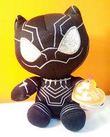 Black Panther - Marvel Ty Peluche 15cm