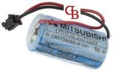 Mitusibishi Q6BAT, CR17335SE, Q02CPU, Q02HCPU Batterie 1800mAh
