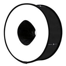 PULUZ 45cm Ring Softbox Speedlight Round Style Flash Light Shoot Soft box F S300