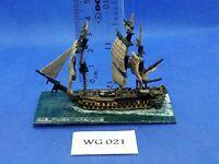 Wargames - Barco Napoleónico Escala 1/1200 de GHQ - Metal WG21