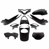 KIT 10 CARENE CARROZZERIA NERO HONDA 150 SH IE (KF13E) 2005-2008