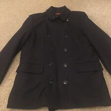Wolsey Collection Men's Winter Coat Jacket wool Size XL 44-46""