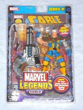 MARVEL LEGENDS CABLE SERIES (VI) THE X-MEN FACTOR FORCE MUTANTS CABLE MARVEL