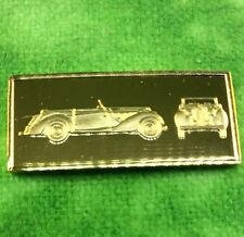 Franklin Mint Silver Ingot World Great Performance Car 38 HOTCHKISS 686 GRAND ST