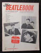 BEATLES the Latest Beatlebook Song Album #2 VG/FN 5.0 w/ 20 Songs Sheet Music