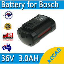 Battery for Bosch 36V 3.0Ah Lawnmower D-70771,Rotak 34 37 43,2 607 336 004 AU