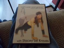 WILL POWER AND GRACE-MOVE WITH INTEGRITY WITH STACEY LEI KRAUSS DVD