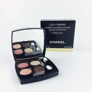 Chanel Les 4 Ombres Quadra Eye Shadow 42 Seduction 1,2g NEU OVP