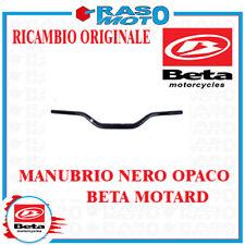 Manubrio Motard Nero Opaco Originale Beta MOTARD RR 50 TRACK MY08 50 2008