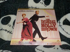The Unsinkable Molly Brown Letterbox NEW SEALED Laserdisc LD Free Ship $30 Order