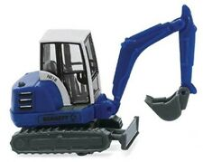 N Scale Mini Excavator - Blue