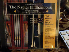 UNOPENED! Naples Philharmonic Timothy Russell Trumpet soloist Norman Dello Joio