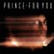 PRINCE - FOR YOU LP - Sealed 2016 Reissue - new vinyl Disco Soul Funk