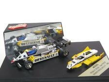 QUARTZO 4033 1/43 Formula 1 Renault RE30B Alain Prost WINNER Brazil GP 1982