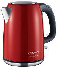 NEW Kambrook KSK220RED Profile Kettle