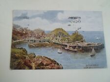 A R QUINTON Postcard 933 ILFRACOMBE FROM HILLSBOROUGH Franked 1928   §A2281