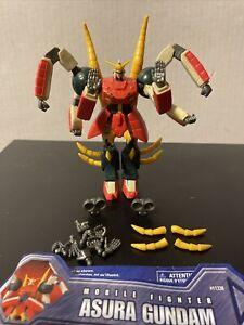 Bandai Mobile Suit Gundam Fighter Neo Singapore Asura Ashura Gundam MS In MSIA