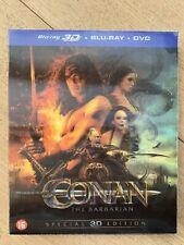 Blu-ray Conan 3D