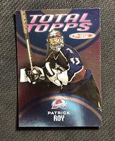 2002-03 TOPPS PATRICK ROY TOTAL TOPPS #TT-2